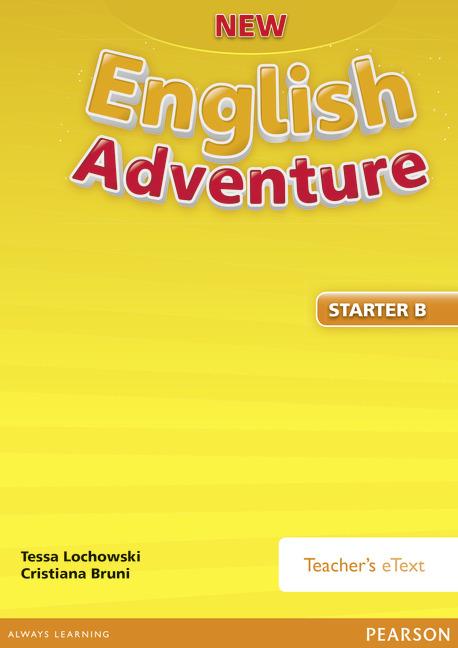 New English Adventure Starter B Active Teach