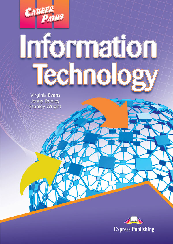 Career Paths Information Technology - SB+CD (with internet application)
