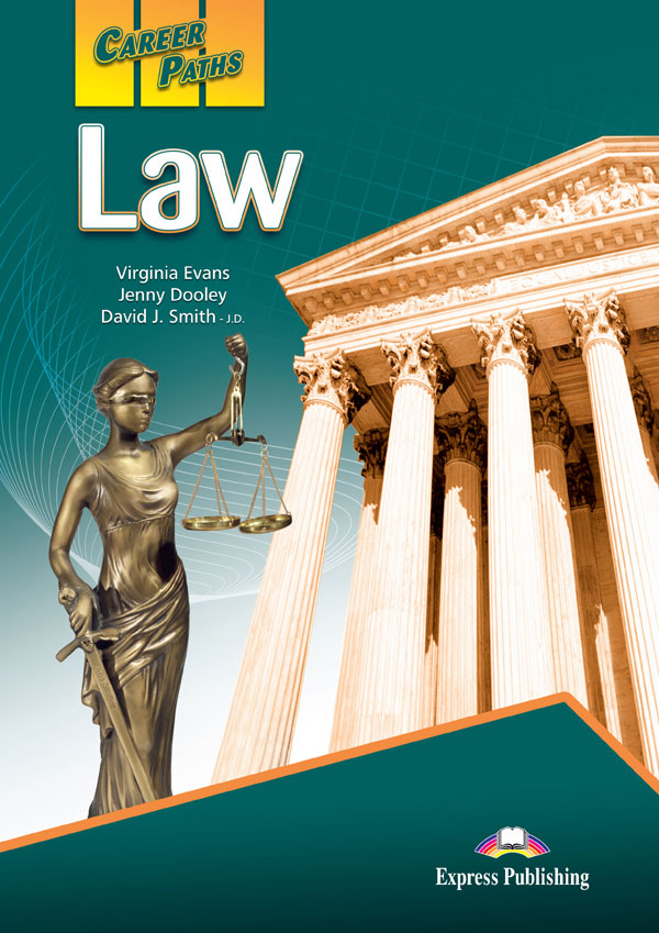 Career Paths Law - audio CD