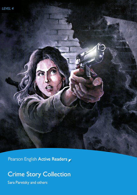 Pearson English Active Readers: Crime Story Collection + Audio CD