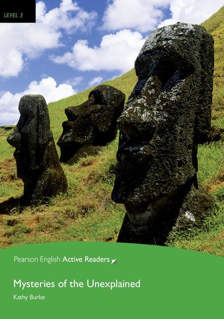 Pearson English Active Readers: Mysteries Unexplain + Audio CD