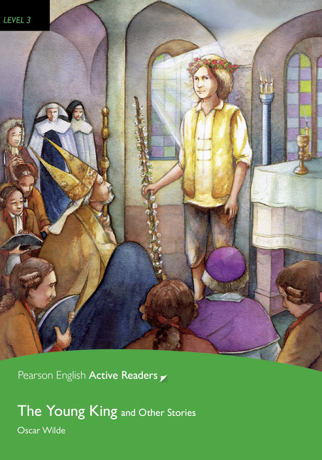 Pearson English Active Readers: The Young King and Other Stories + Audio CD