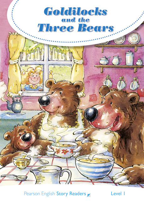 Pearson English Story Readers: Goldilocks and the Three Bears