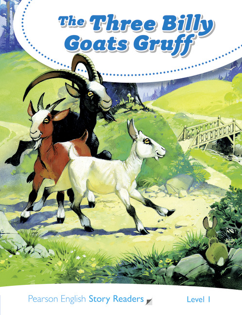 Pearson English Story Readers: The Three Billy Goats Gruff
