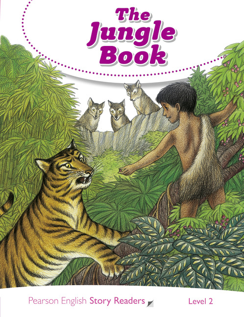 Pearson English Story Readers: The Jungle Book