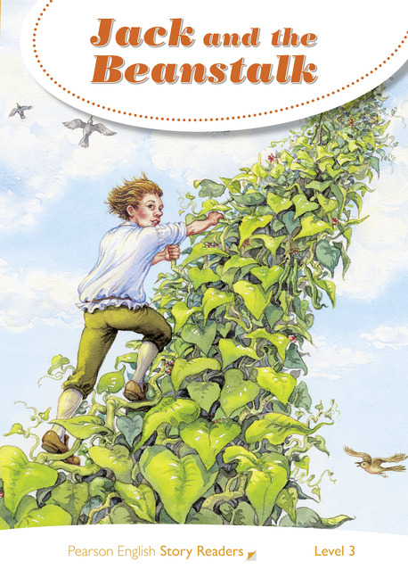 Pearson English Story Readers: Jack and the Beanstalk