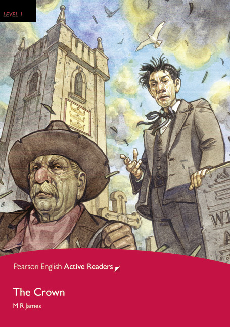 Pearson English Active Readers: The Crown + Audio CD