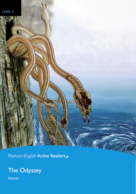 Pearson English Active Readers: The Odyssey + Audio CD