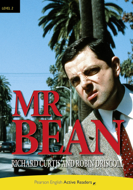 Pearson English Active Readers: Mr Bean + Audio CD