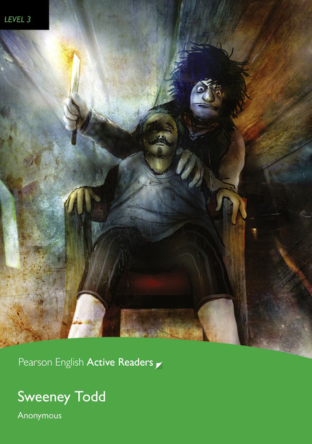 Pearson English Active Readers: Sweeney Todd + Audio CD