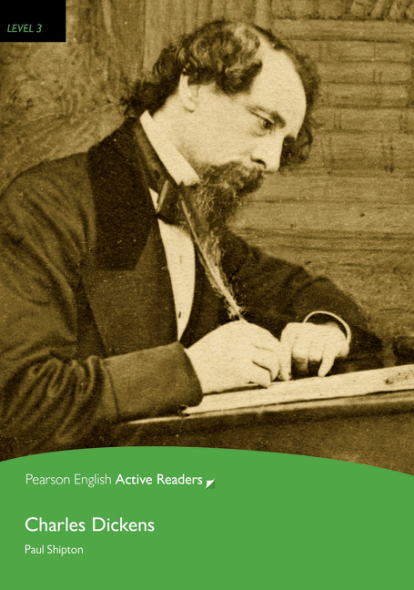 Pearson English Active Readers: Charles Dickens + Audio CD