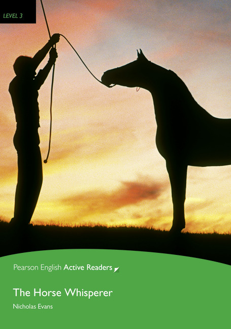 Pearson English Active Readers: The Horse Whisperer + Audio CD