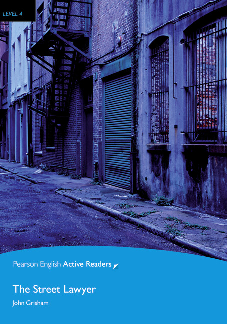 Pearson English Active Readers: The Street Lawyer + Audio CD