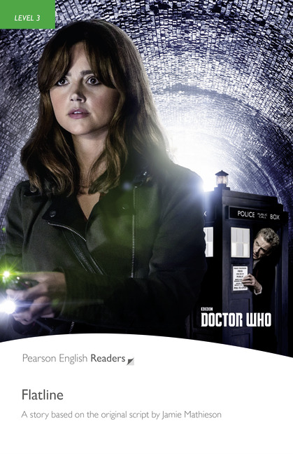 Pearson English Readers: Doctor Who: Flatline + Audio CD
