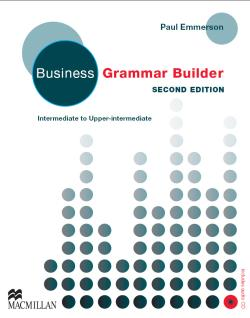 Business Grammar Builder 2nd Ed. Pack with audio CD