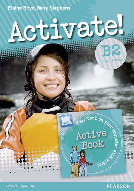 Activate B2 (FCE) Students' Book w/ Active Book