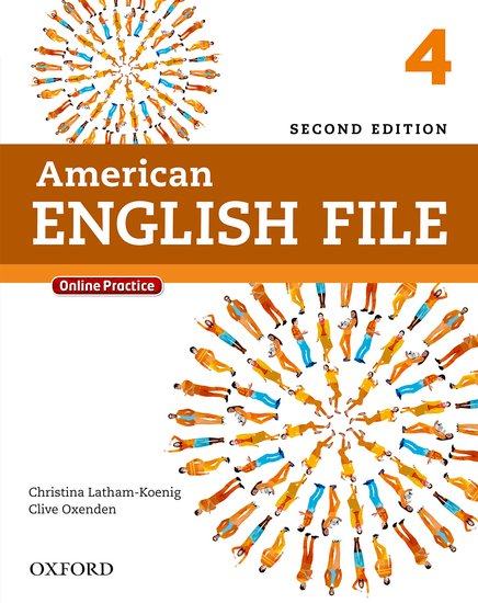 American English File Second Edition Level 4: Student's Book with iTutor and Online Practice