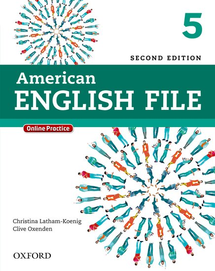 American English File Second Edition Level 5: Student's Book with iTutor and Online Practice