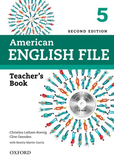 American English File Second Edition Level 5: Teacher's Book with Testing Program CD-ROM