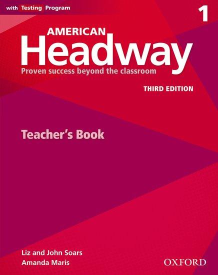 American Headway Third Edition 1 Teacher´s book