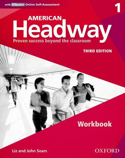 American Headway Third Edition 1 Workbook with iChecker Pack