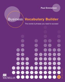 Business Vocabulary Builder Pack with Audio CD