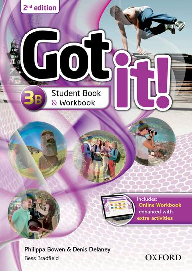 Got It! 2nd edition Level 3 Student's Pack B with Digital Workbook