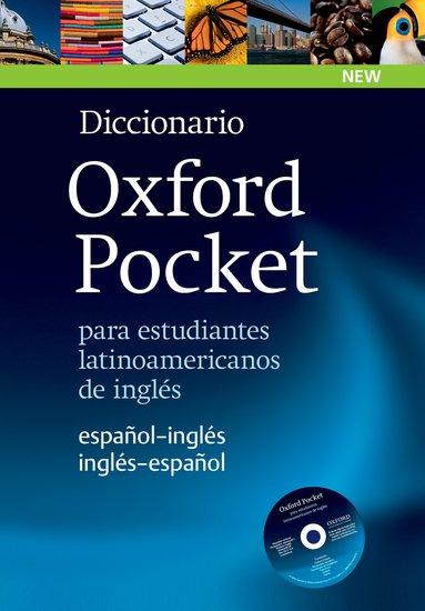 Diccionario Oxford Pocket para estudiantes latinoamericanos de inglés