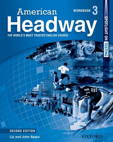 American Headway Second Edition 3 Workbook