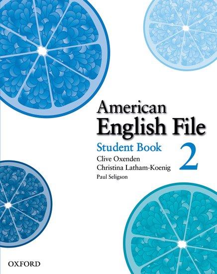 American English File 2 Student´s Book