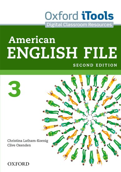American English File Second Edition Level 3: iTools