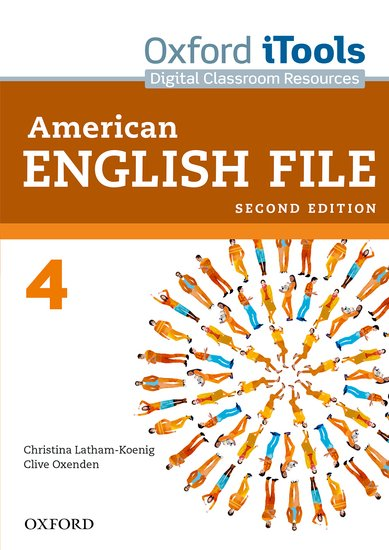American English File Second Edition Level 4: iTools
