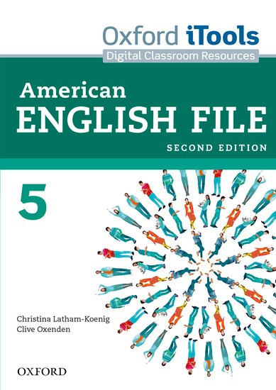 American English File Second Edition Level 5: iTools