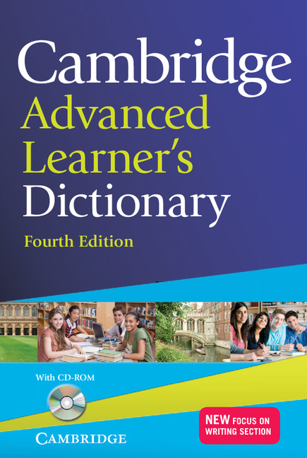 Cambridge Advanced Learner's Dictionary Paperback with CD-ROM