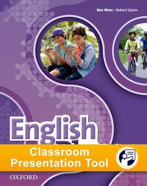 English Plus Second Edition Starter Classroom Presentation Tool Student´s eBook (OLB)