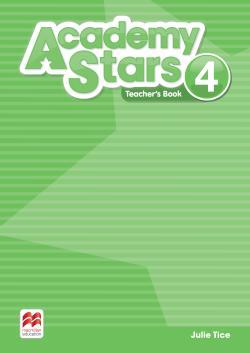 Academy Stars 4 Teacher's Book Pack
