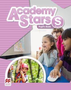 Academy Stars Starter Pupil's Book Packwith Alphabet Book