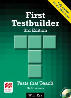 First Certificate Testbuilder 3rd Edition With Key + Audio CD Pack