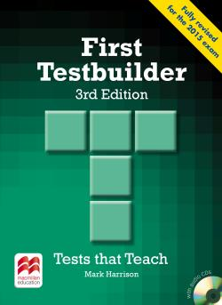 First Certificate Testbuilder 3rd Edition Without Key + Audio CD Pack
