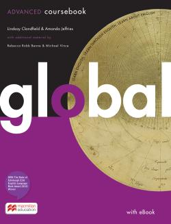 Global Advanced Coursebook + eBook