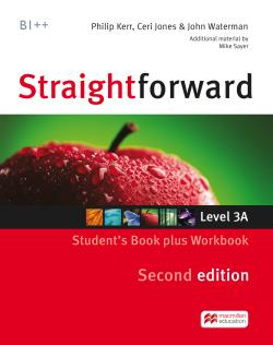 Straightforward Split Edition 3A Student's Book w. Workbook