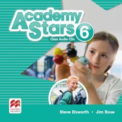 Academy Stars 6 Class Audio CD