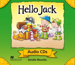 Captain Jack - Hello Jack Class Audio CD