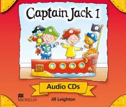 Captain Jack 1 Class Audio CD