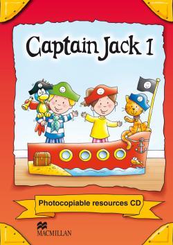 Captain Jack 1 Photocopiable CD-ROM