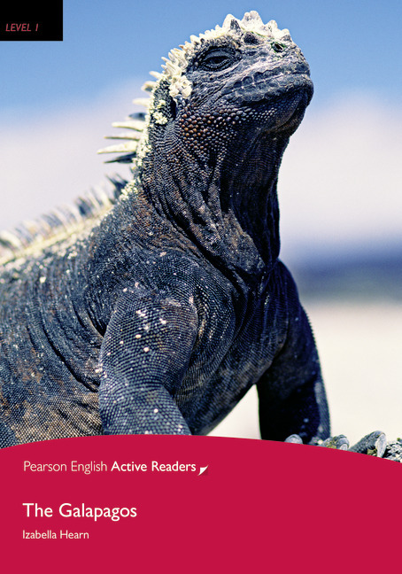 Pearson English Active Readers: The Galapagos + Audio CD