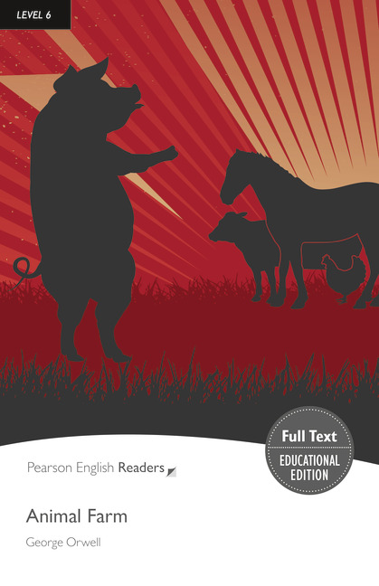 Pearson English Readers: Animal Farm