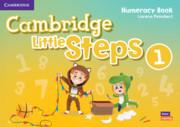 Cambridge Little Steps Level 1 Numeracy Book