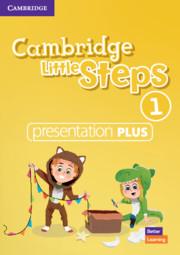 Cambridge Little Steps Level 1 Presentation Plus