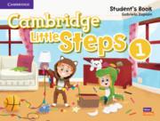 Cambridge Little Steps Level 1 Student's Book